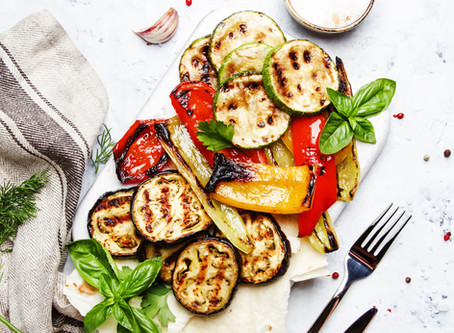 Round up of Sizzling Summer Grill Recipes