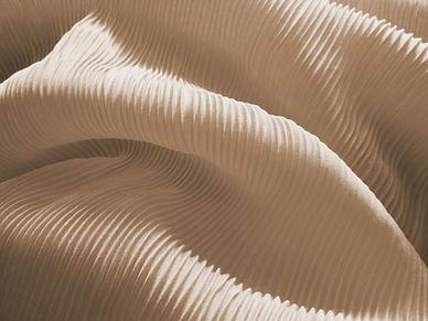 Pleated Fabric