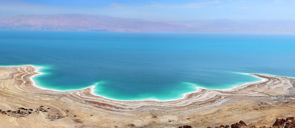 Dead Sea Scenery