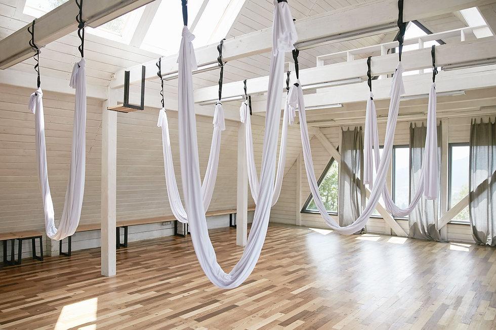 Flying Yoga Hammocks