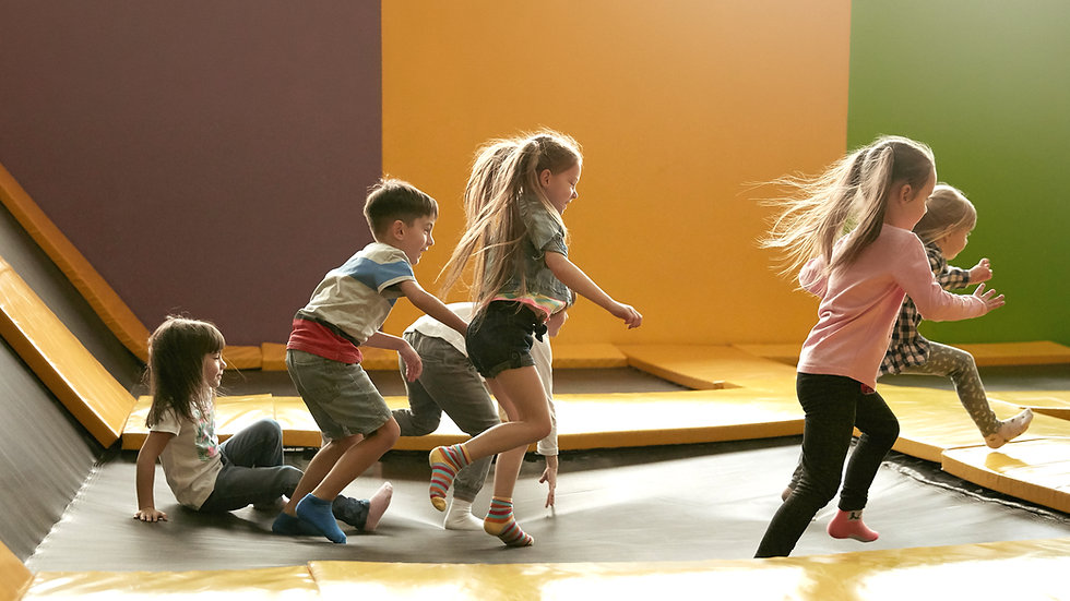 NEAT GAMES: Nutrition, Exercise, Activities, Teamwork for Ages 4-5 yr old (2:00)