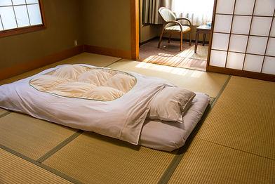 畳と和布団