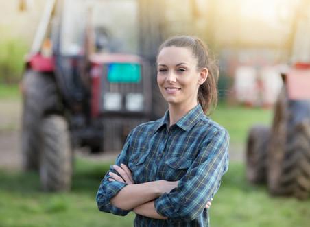 Lauksaimniecības pamatā ir izglītoti jaunie lauksaimnieki