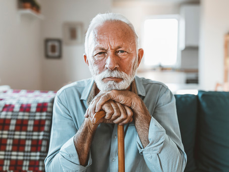 How to Help Seniors Cope with Increased Dependency