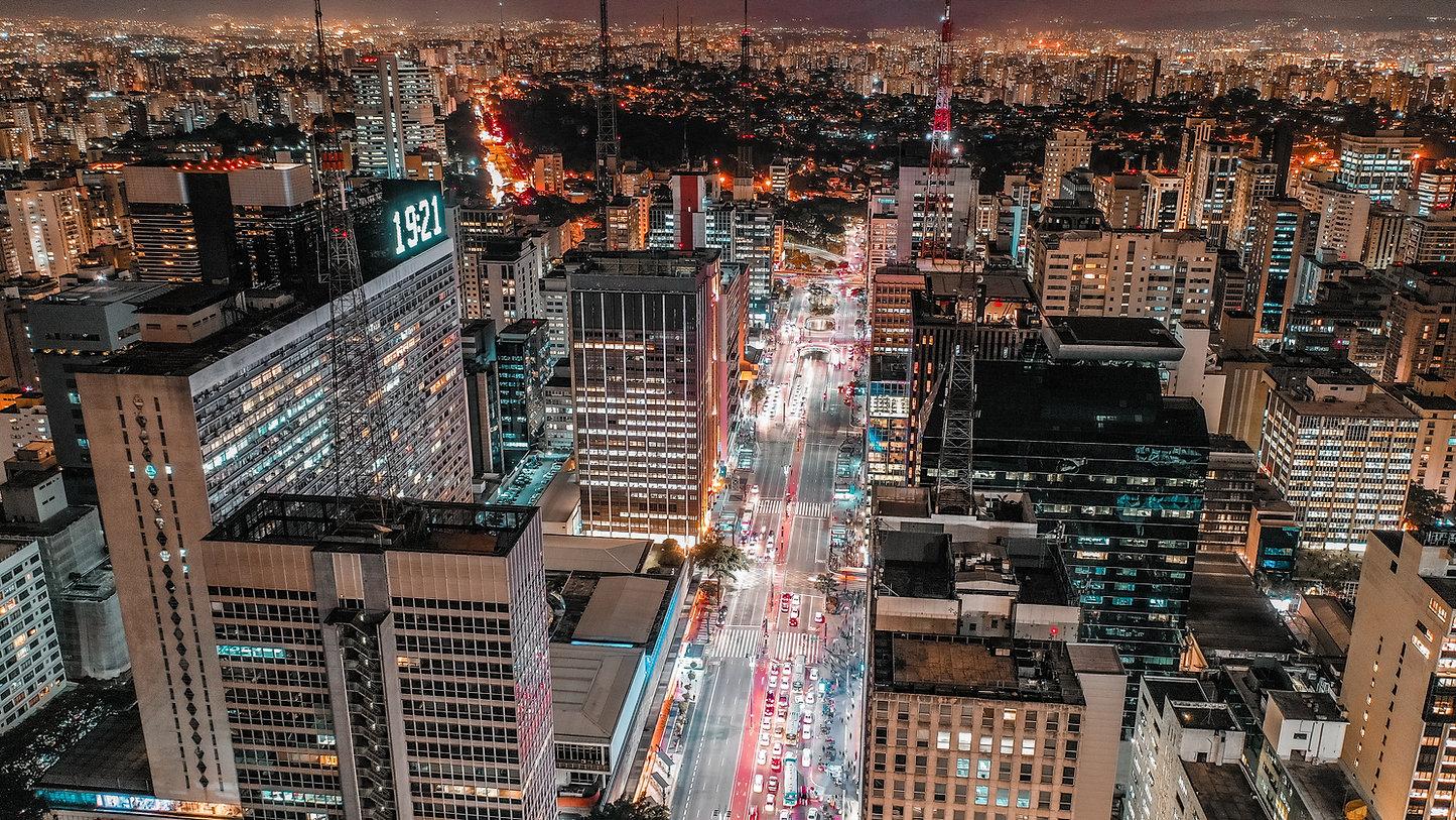 Stadt Nachtansichten