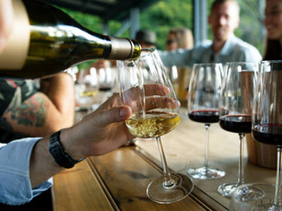 Wine Tasting in a Covid World