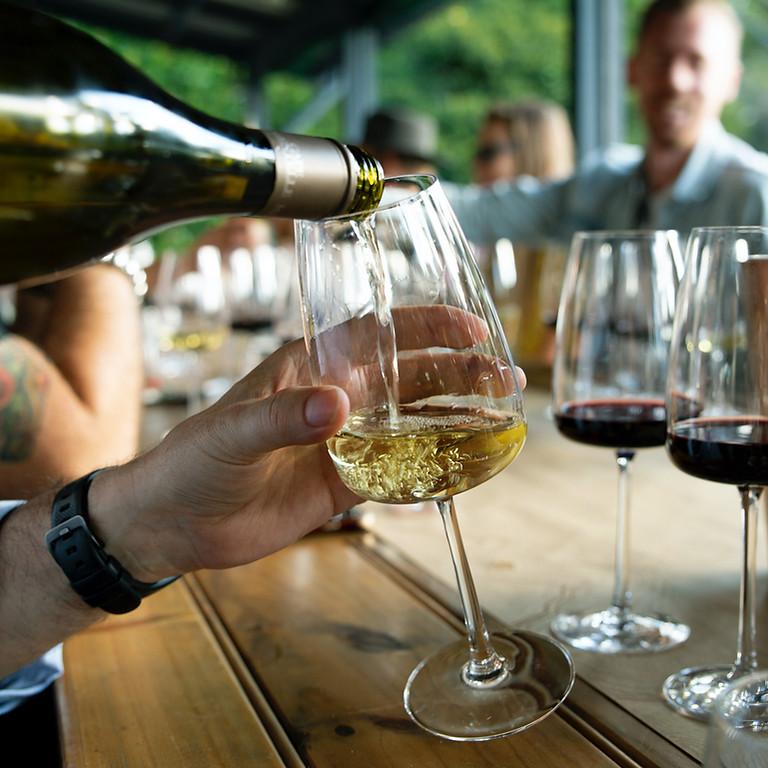 Seasonal Sunday Wine Tastings... theme : Festive Season