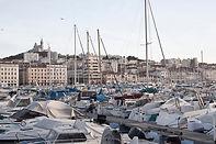 Port at Marseilles