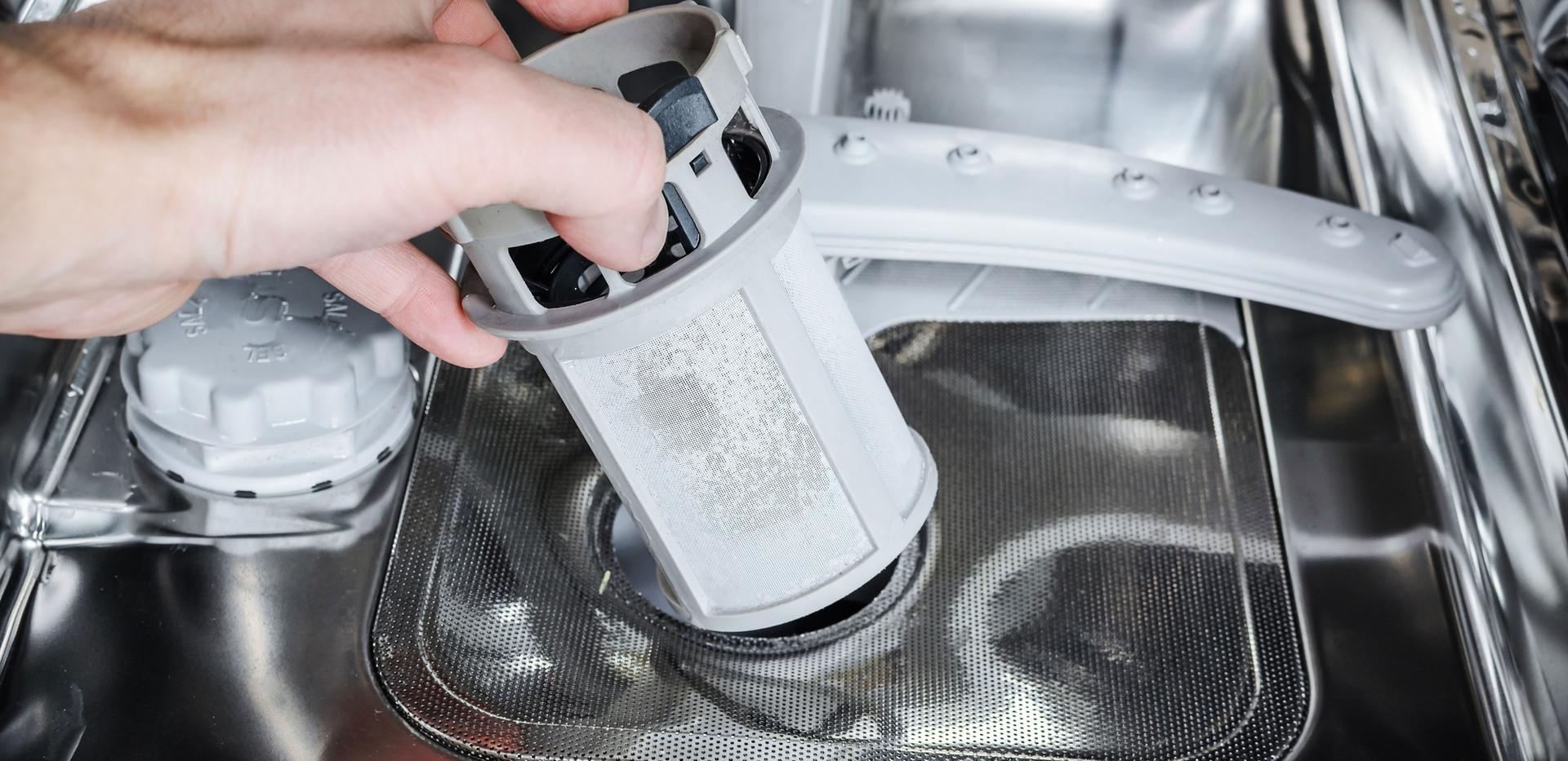 Filtro para máquina de lavar louça