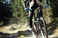 Outdoor Recreation Mountian biking Loon and Eagle Outfitters s Lake Kipawa Quebec
