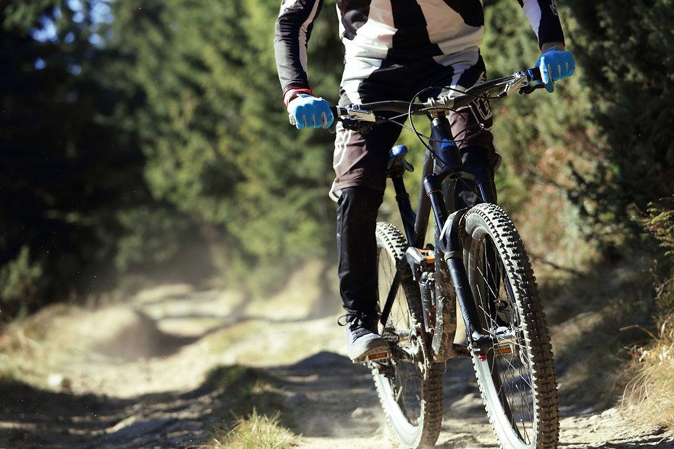 Mountain Bike Mobile Bike Repair
