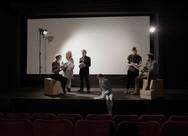 Actors Rehearsing