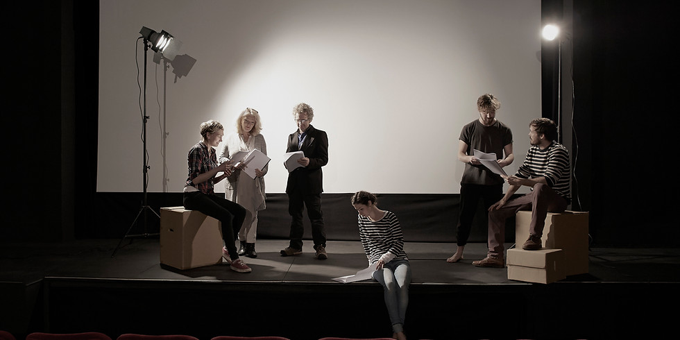 Acting Technique- High School Aged Students