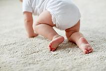 Baby Crawling