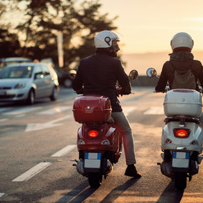 Hollanda'da Motosiklet Almak