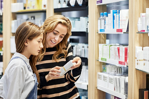 At the Pharmacy