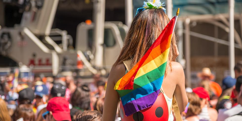 Healing Circle for the LGBTQPIA Community
