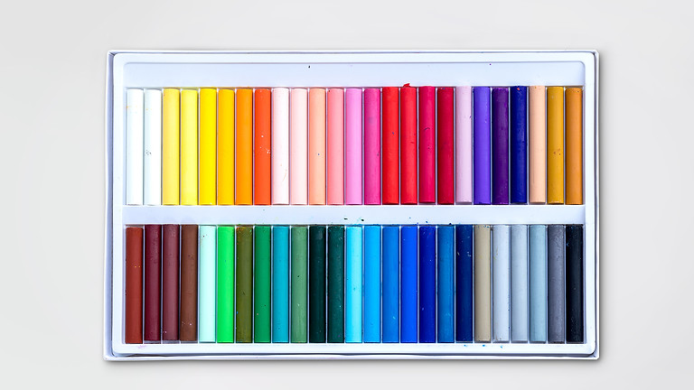 Intro to Pastels Virtual Live