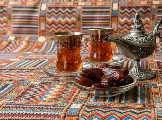 Dates and Cups