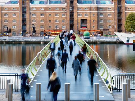 The Transformative Power of a Foot Bridge