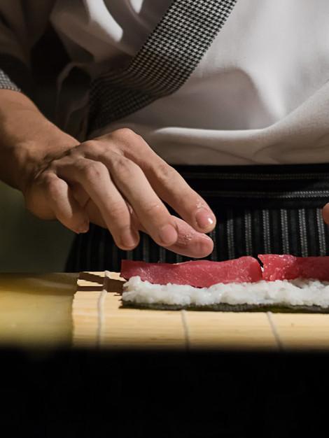 Sushi and Koshu