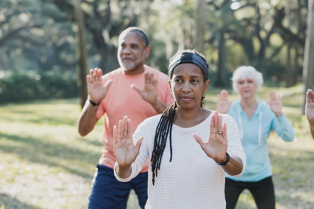 Qi Gong = Amélioration de la fonction immunitaire et accroissement du seuil de douleur