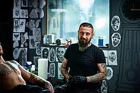 Tattoo Artist in Parlour