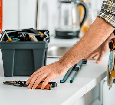 Usando ferramentas