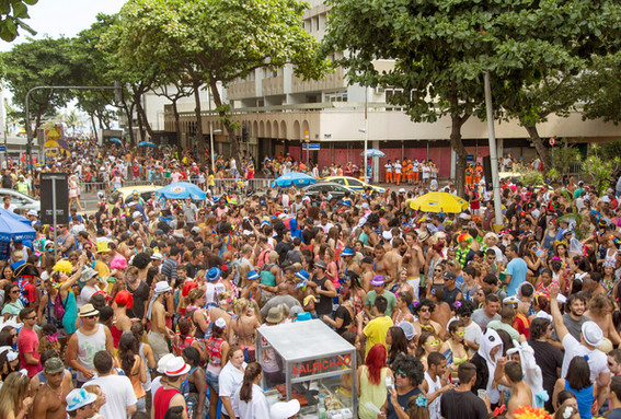 Carnival Street Party