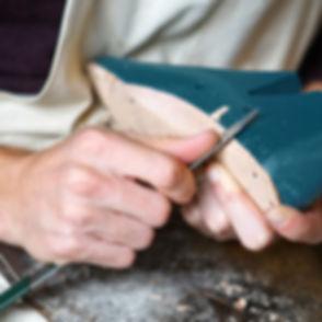 Schuh-Handwerk