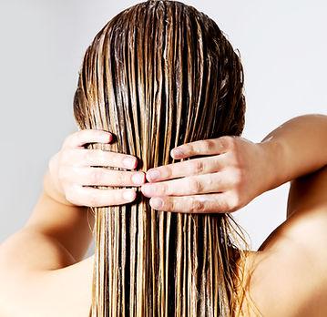 Wet Hair