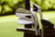 Golf Bag with Clubs