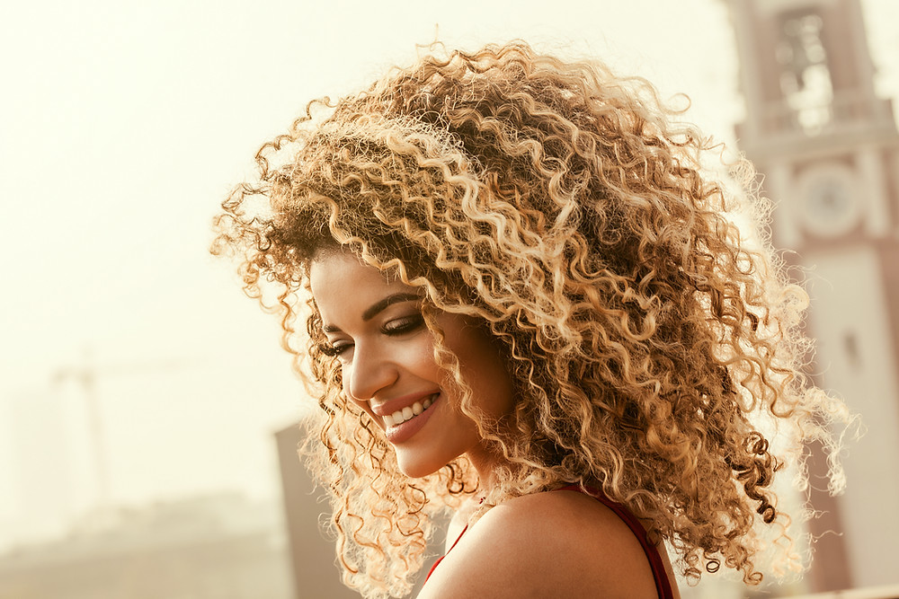 Afro Hair, Curly Hair, Bleached highlights, Best Toning Shampoos and Conditioners for Curls