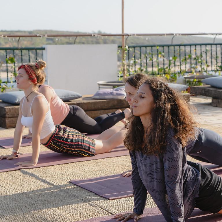 Restorative Yoga with Jodi Mathisen