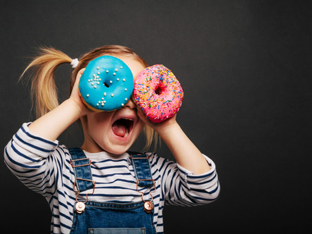 Sugar rush is a myth, but sugar crashes are not!