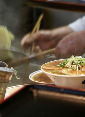 Where to Find Japanese Udon in London (the hunt to find the best Japanese comfort food)