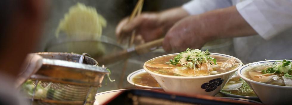 Making Fresh Soup
