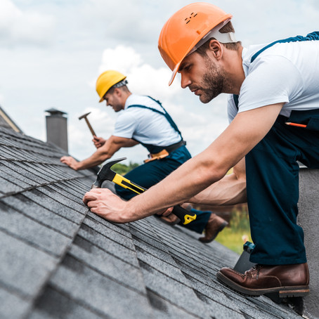 Signs your roof need to be replaced.