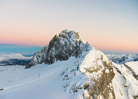 Snowy-Berg
