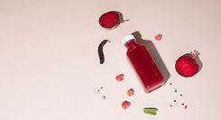 Beetroots and Berries Juice