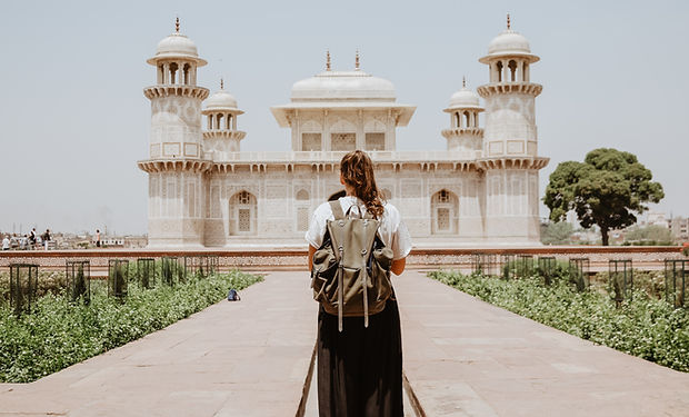Temple Backpack Traveler