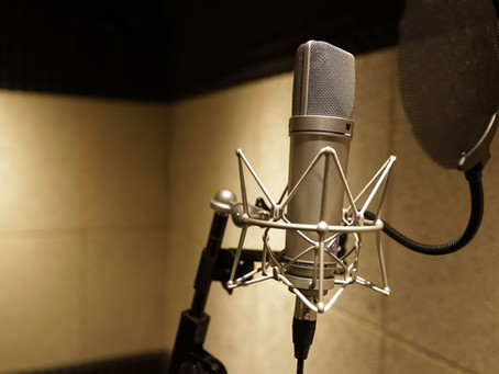 6 Things to Know Before Self-Recording Your First Audiobook