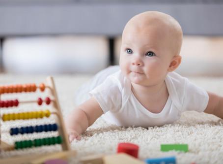 Estimulação para bebês
