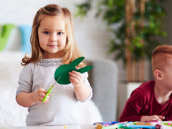 How Art Helps Your Child Express Themself