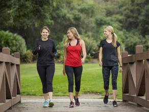 Walking is More than a Gateway Exercise