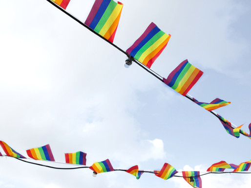 """""""Intro to Pride Month"""" by Pastor A.J. Houseman"""
