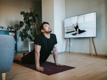 Private online yoga training