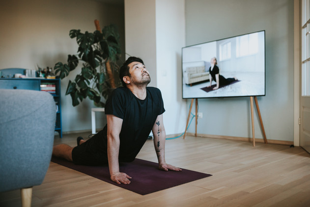 Virtual Yin Yoga