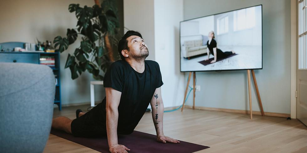 Saturday Start-Me-Up Yoga, Saturdays in March