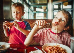 """A """"Pasta"""" Parenting Recipe"""